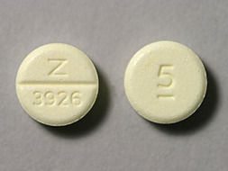 Diazepam Coupon Pill Image
